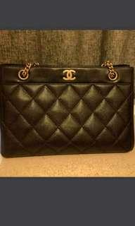 Chanel tote bag #MILAN01