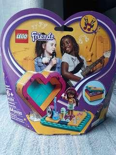 🚚 Lego friends Andrea's heart box