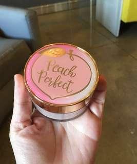 Too Faced Peach Perfect Mattifying Loose Setting Powder