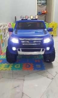Electric Car for Baby/Kids - Ford Ranger 4X4