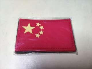 中華人民共和國國旗背包貼People's Republic of China Flag Backpack Sticker