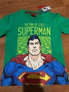 Superman boys T-shirt
