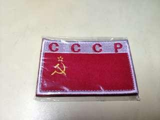 Soviet Union Backpack Sticker蘇聯國旗背包貼