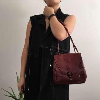 FB Genuine Leather Bag
