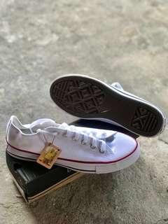 Converse All Star Low Cut Sneakers (NEW)