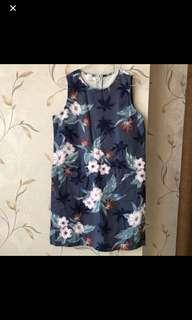 Ramune floral dress