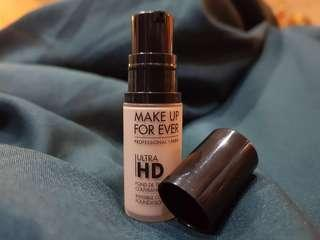 Makeup for ever Ultra HD liquid foundation