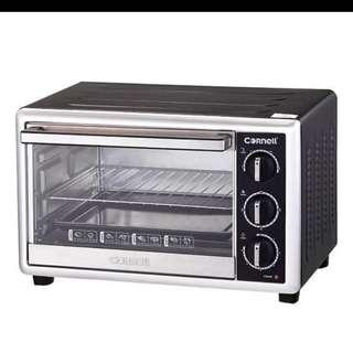 Electric Oven w/ Free Baking Tools