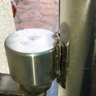 Stainlees Steel Gate Repair n Welding Services 011 31546239