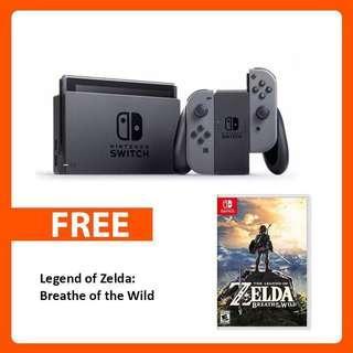Nintendo Switch (new & used) NAGHAHANAP PO AKO