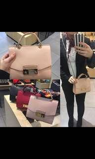 Authentic Furla Julia Top Hande