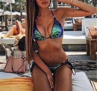 Sequins bikini