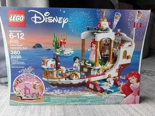 🚚 Lego Disney Ariel's Royal Celebration Boat