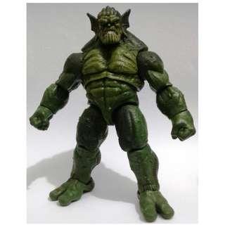 無包裝 二手 Hasbro Marvel Universe Marvel Legends Hulk series 3.75 吋高 Abomination action figure 1款