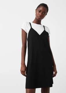 MANGO T Shirt Dress