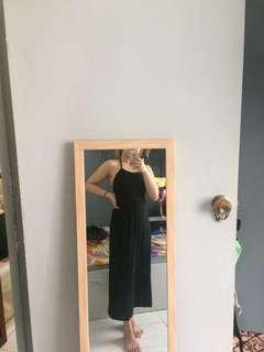 ❗️FOR RENT❗️Long Black Formal Maxi Dress