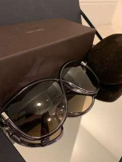 Tom Ford Duo toned sun glasses
