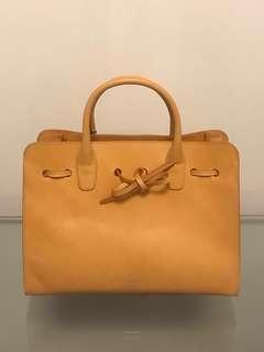 Mansur Gavriel Sun Bag in Italian Leather NWT reg price 1400+