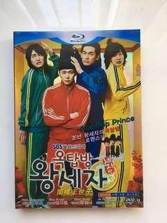 Rooftop Prince Korean Drama DVD Blu-ray w/ English subtitles