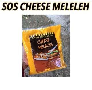 Sos Cheese Leleh