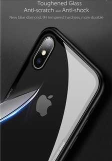 🚚 iPhone 9H Tempered Glass Casing