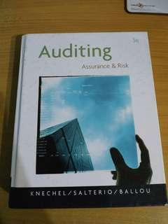 Auditing: Assurance and Risk 3e