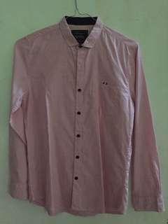 Kemeja Pria (soft pink)