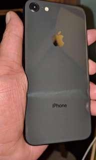 Apple iPhone 8 64gb Black Factory Unlocked