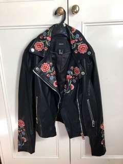 Leather Jacket 💐