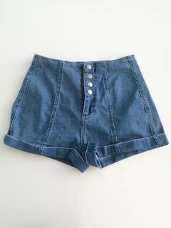 Only damnin shorts