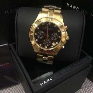 Marc jacobs unisex watch