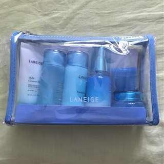 🚚 Laneige Essential Trial Travel Kit (Light)