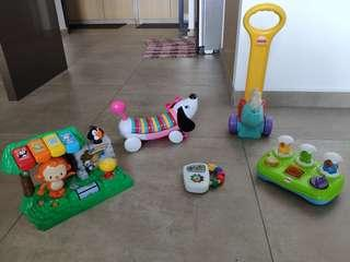 Baby & Toddler Development Toys