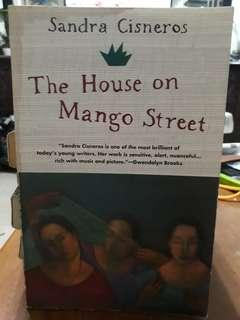 The House on the Mango Street by Sandra Cisneros