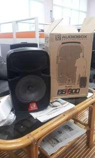 Audiobox BBX800 Portable Trolley Speaker