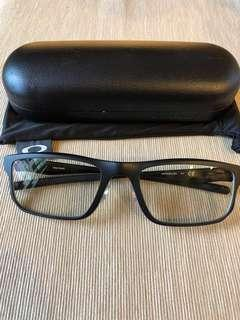 Oakley Voltage Prescription Frame Santin Black
