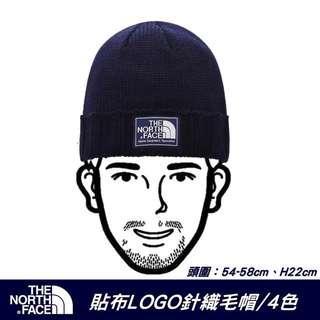 🚚 THE NORTH FACE 針織保暖毛帽雙層內刷毛帽 保暖帽
