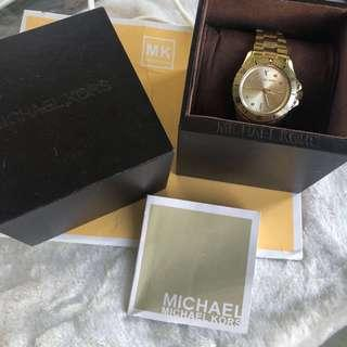 Preloved Authentic Michael Kors Watch