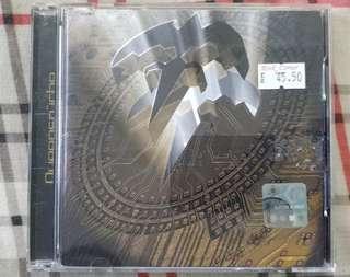 CD Album QUEENSRYCHE