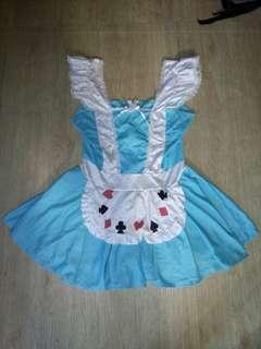 Alice in wonderland teen size