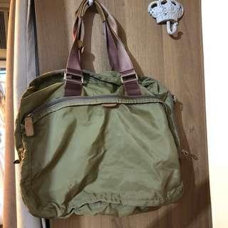 Agnes b 3-way bag 連塵袋 with dust bag