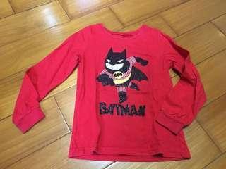 🚚 童衣-蝙蝠俠