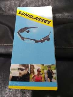 NEW Bluetooth Sunglasses with Earpiece and Mic