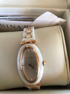 Authentic Nina Ricci watch