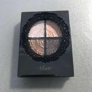 🚚 日系美妝🇯🇵visee晶緞光漾眼影盤
