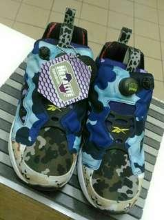 REDUCED PRICE (OR RM800) Shoes Reebok Insta Pump Fury