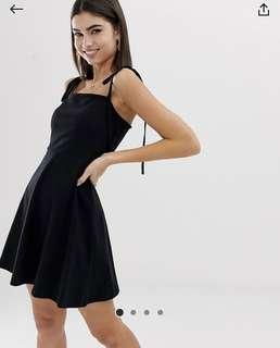 ASOS Square Neck Dress