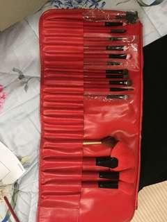 makeup for you brush 24 pcs