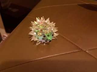 Crystal porcupine
