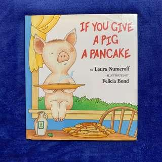 If You Give Pig a Pancake